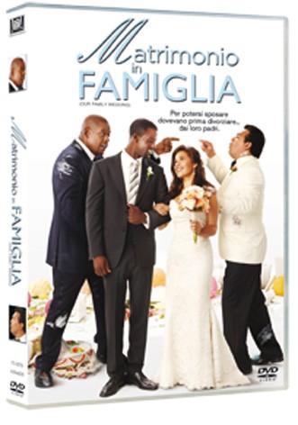 La copertina di Matrimonio in famiglia (dvd)