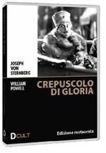 La copertina di Crepuscolo di gloria (dvd)