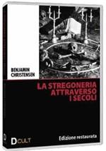 La copertina di La stregoneria attraverso i secoli (dvd)