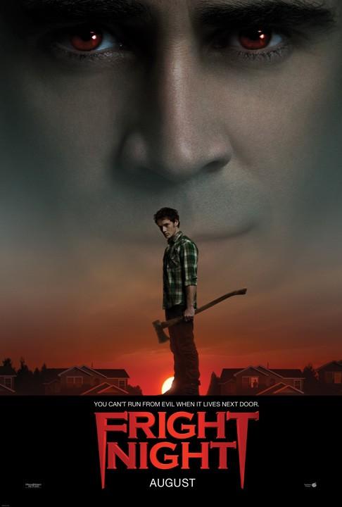 La locandina di Fright Night