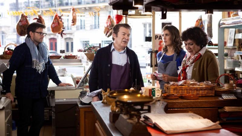 Clovis Cornillac e Olivia Bonamy in una scena della commedia francese Une folle envie