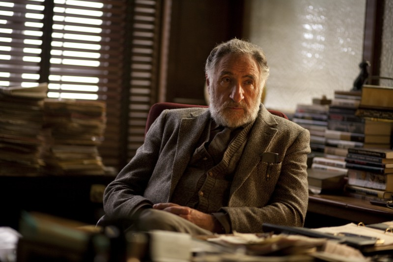 Judd Hirsch in una scena di This Must Be the Place, di Paolo Sorrentino.