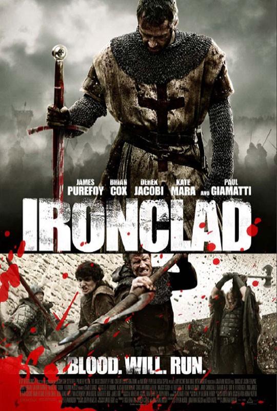 Nuova locandina di Ironclad