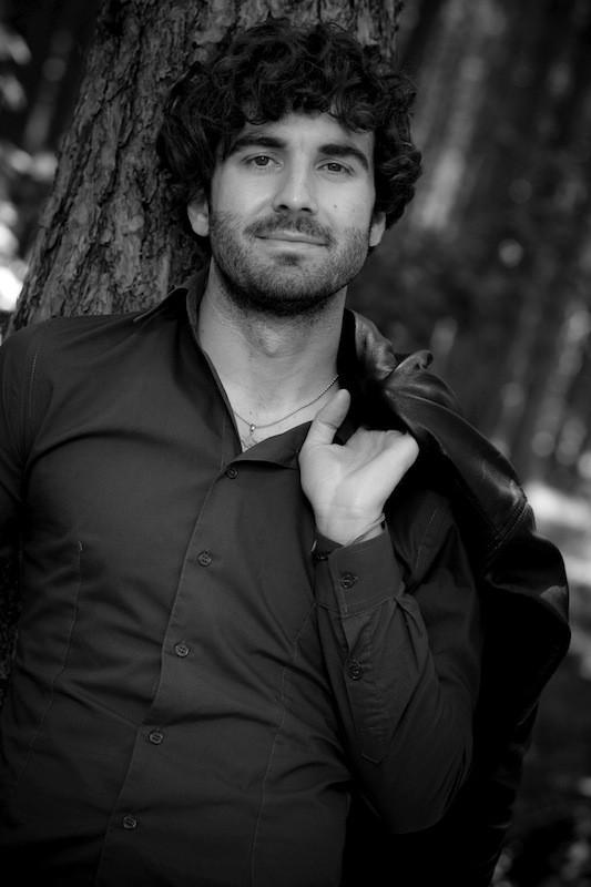L'attore Rimi Beqiri 8