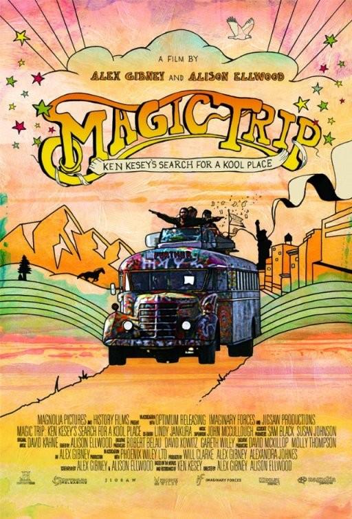 La locandina di Magic Trip