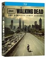 La copertina di The Walking Dead - Stagione 1 (blu-ray)