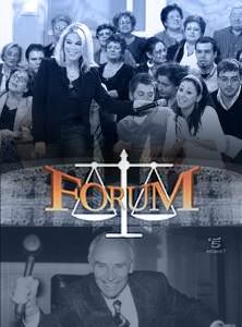 La locandina di Forum