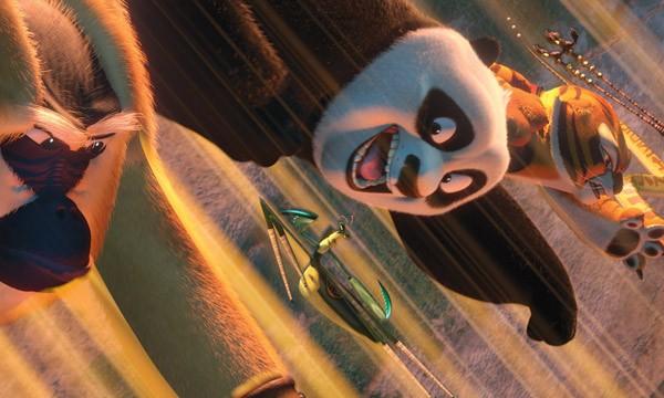 Po più rocambolesco che mai in Kung Fu Panda 2