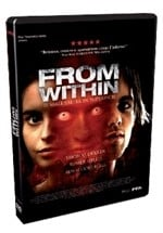 La copertina di From Within (dvd)