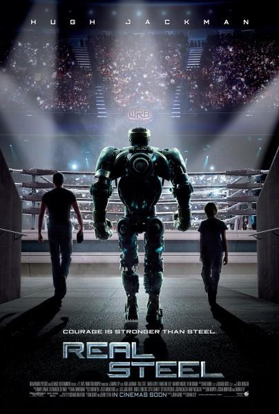 Poster internazionale di Real Steel