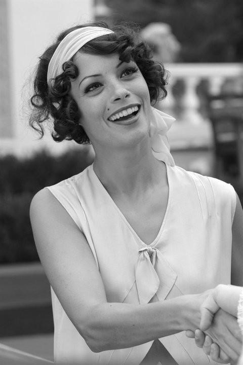 Bérénice Bejo in una scena di The Artist