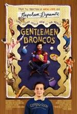 La copertina di Gentlemen Broncos (dvd)