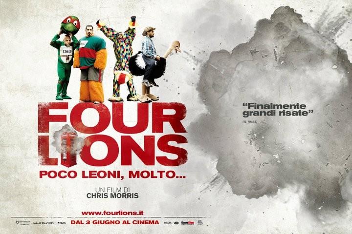 Altro poster di Four Lions