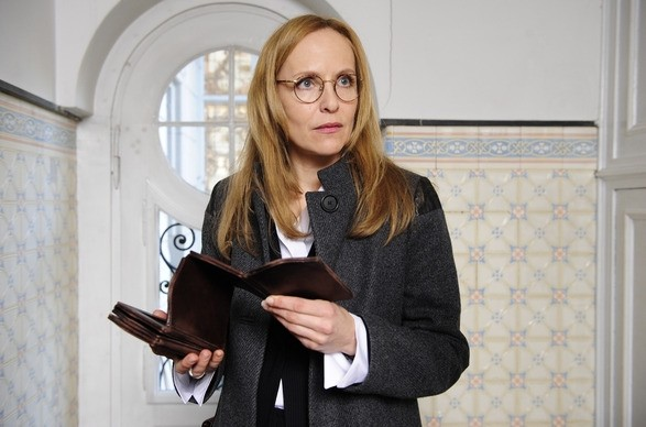 Juliane Köhler nel film Das Blaue vom Himmel