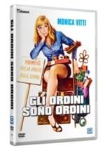La copertina di Gli ordini sono ordini (dvd)