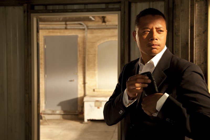 Terrence Howard nel film The Ledge