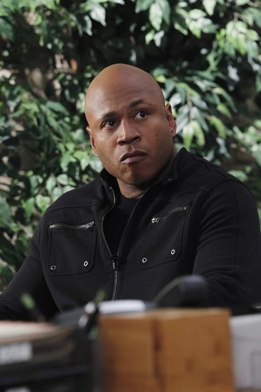 LL Cool J in una sequenza dell'episodio Imposters di NCIS: Los Angeles