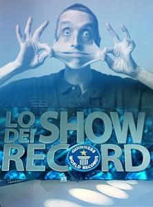 La locandina di Lo show dei record