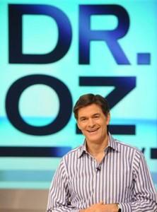 Locandina Dr. Oz show