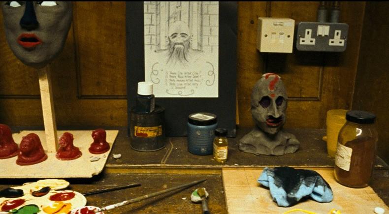 Gli oggetti d'arte creati da Bronson