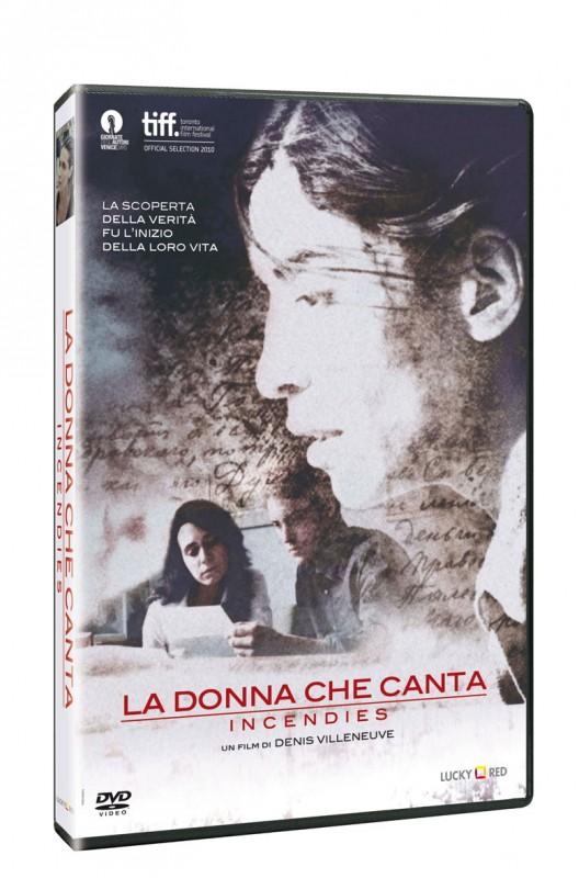 La copertina di La donna che canta (dvd)