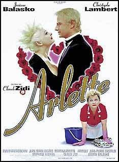 La locandina di Arlette
