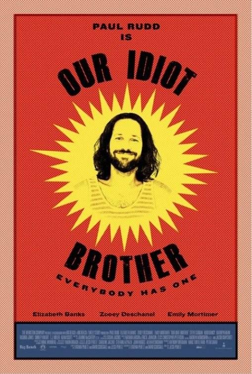 La locandina di Our Idiot Brother