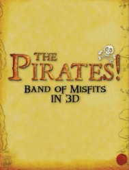 La locandina di The Pirates! Band of Misfits