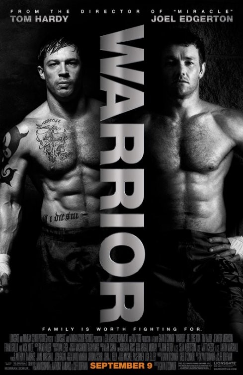 Nuovo poster per il film Warrior