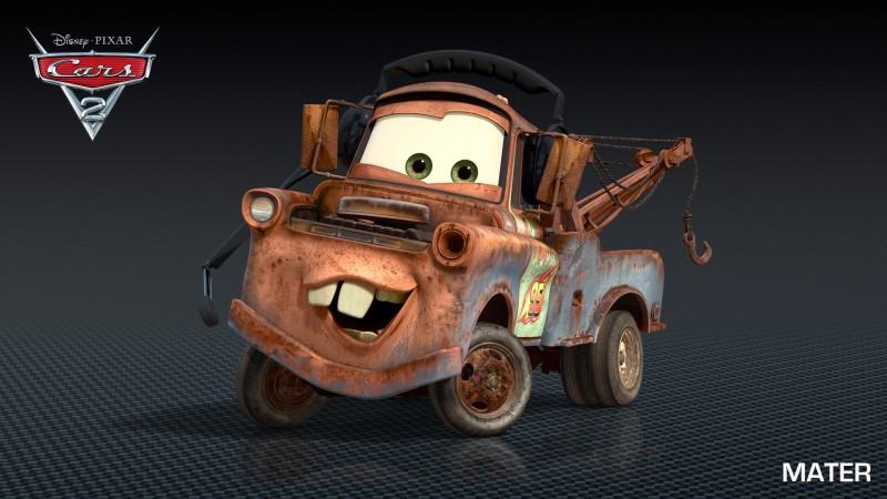 Cars 2: Mater