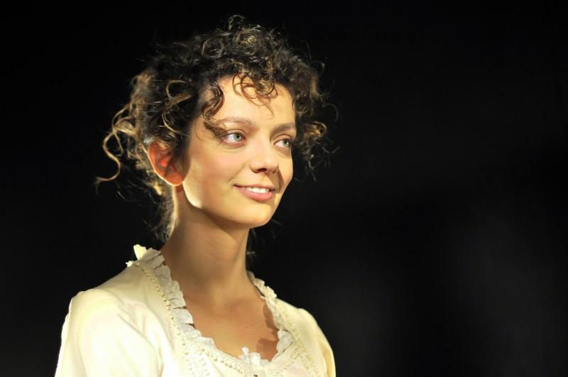 Diana Dell'Erba in RASPUTIN di Louis Nero