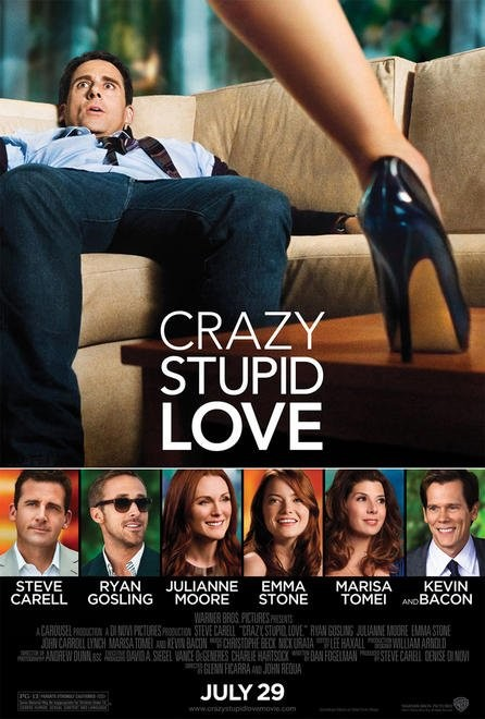 La locandina di Crazy, Stupid, Love
