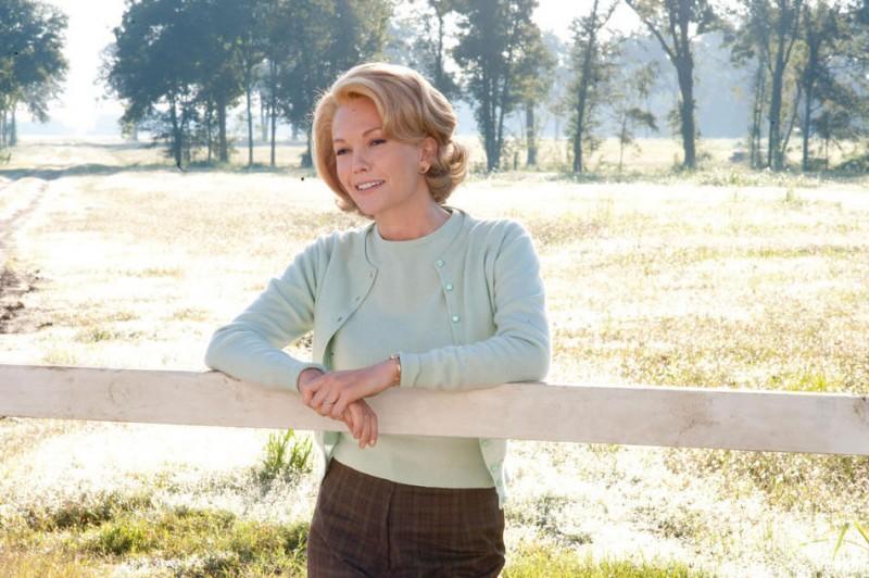 Diane Lane, protagonista del film Secretariat