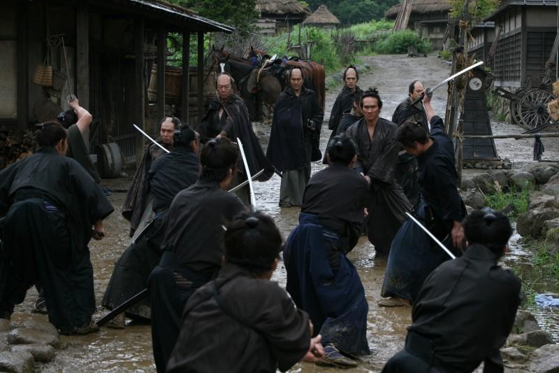 13 Assassini: la scena cruciale della battaglia tra clan rivali