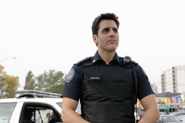 Ben Bass nell'episodio Bad Moon Rising di Rookie Blue