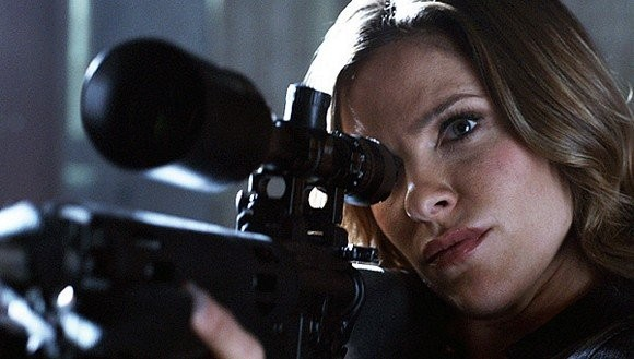 Jill Wagner nell'episodio 'Magic Bullet' di Teen Wolf