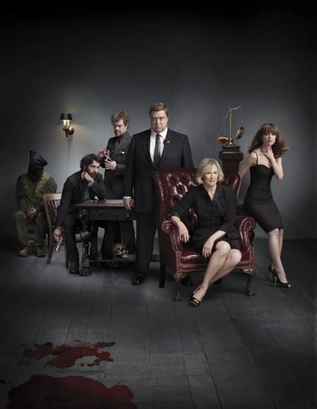 Una foto promozionale di Damages stagione quattro