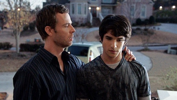 Tyler Posey nell'episodio 'Magic Bullet' di Teen Wolf