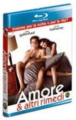 La copertina di Amore & altri rimedi (blu-ray)