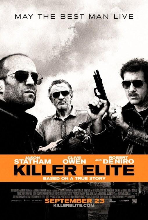 La locandina di The Killer Elite
