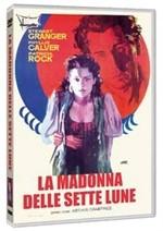 La copertina di La Madonna delle sette lune (dvd)