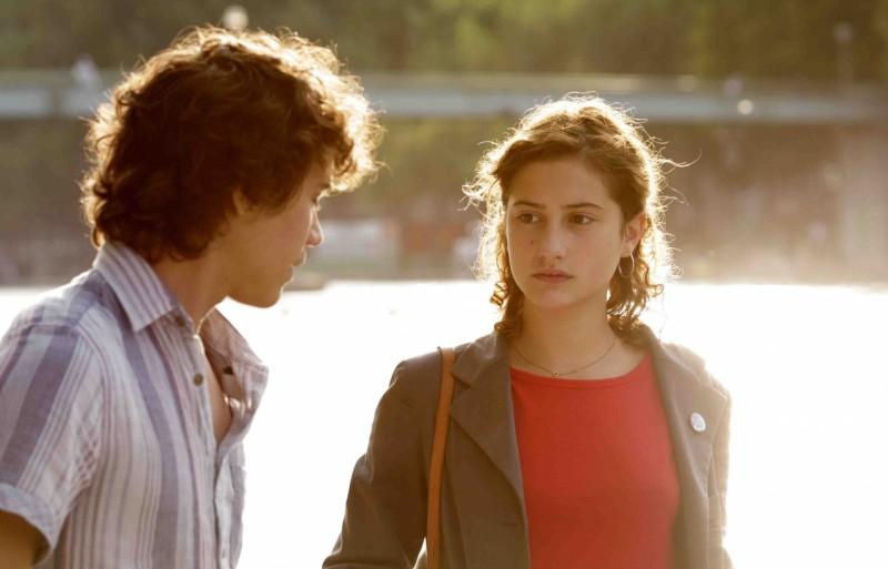 Sebastian Urzendowsky e Lola Creton nel film Un amour de jeunesse