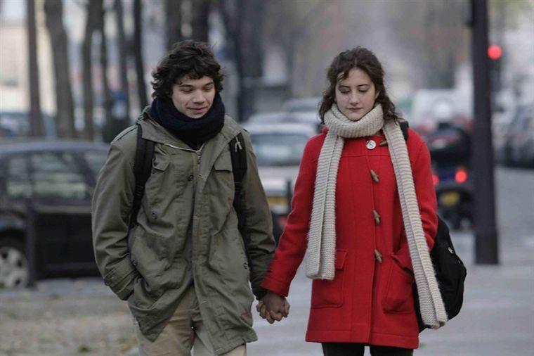 Un amour de jeunesse: i protagonisti Lola Creton e Sebastian Urzendowsky