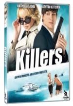 La copertina di Killers (dvd)