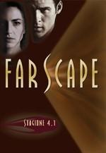 La copertina di Farscape - Stagione 4 - Parte 1 (dvd)