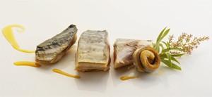 Un piatto elaborato dallo chef Carmelo Chiaramonte
