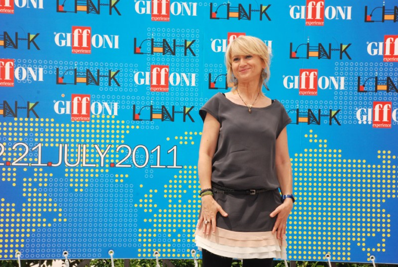 Luciana Littizzetto ospite al Festival di Giffoni 2011