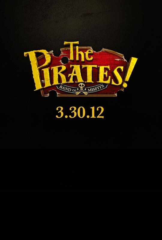 Nuovo teaser poster di The Pirates! Band of Misfits