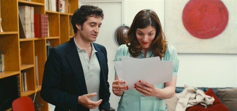 Mathieu Demy e Valérie Donzelli nel film L'art de séduire