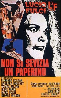 Locandina italiana del film Non si sevizia un paperino